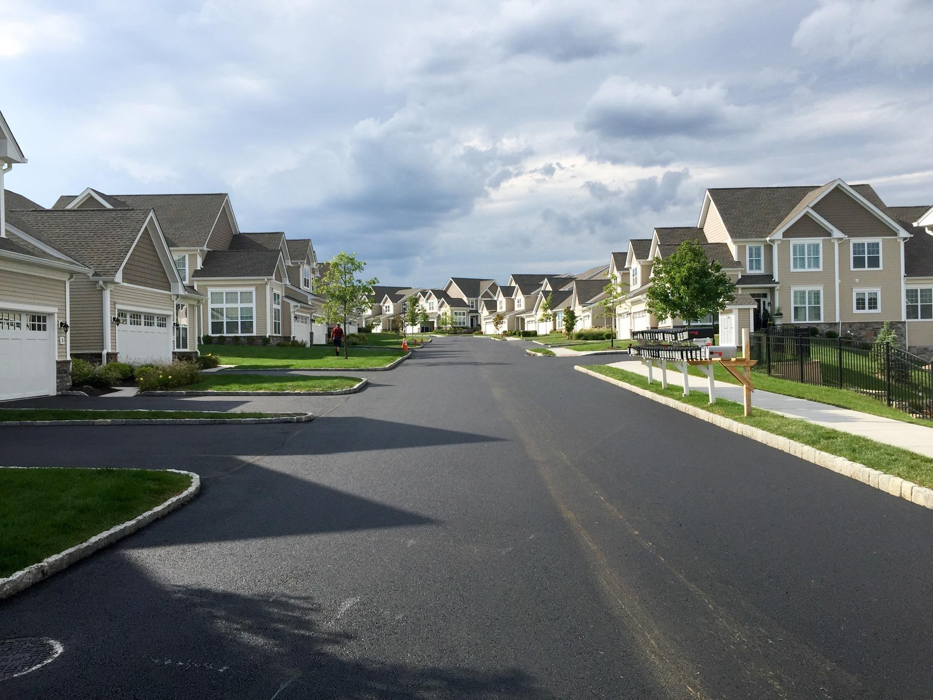 Rivington by Toll Brothers Project - American Pavement Specialists