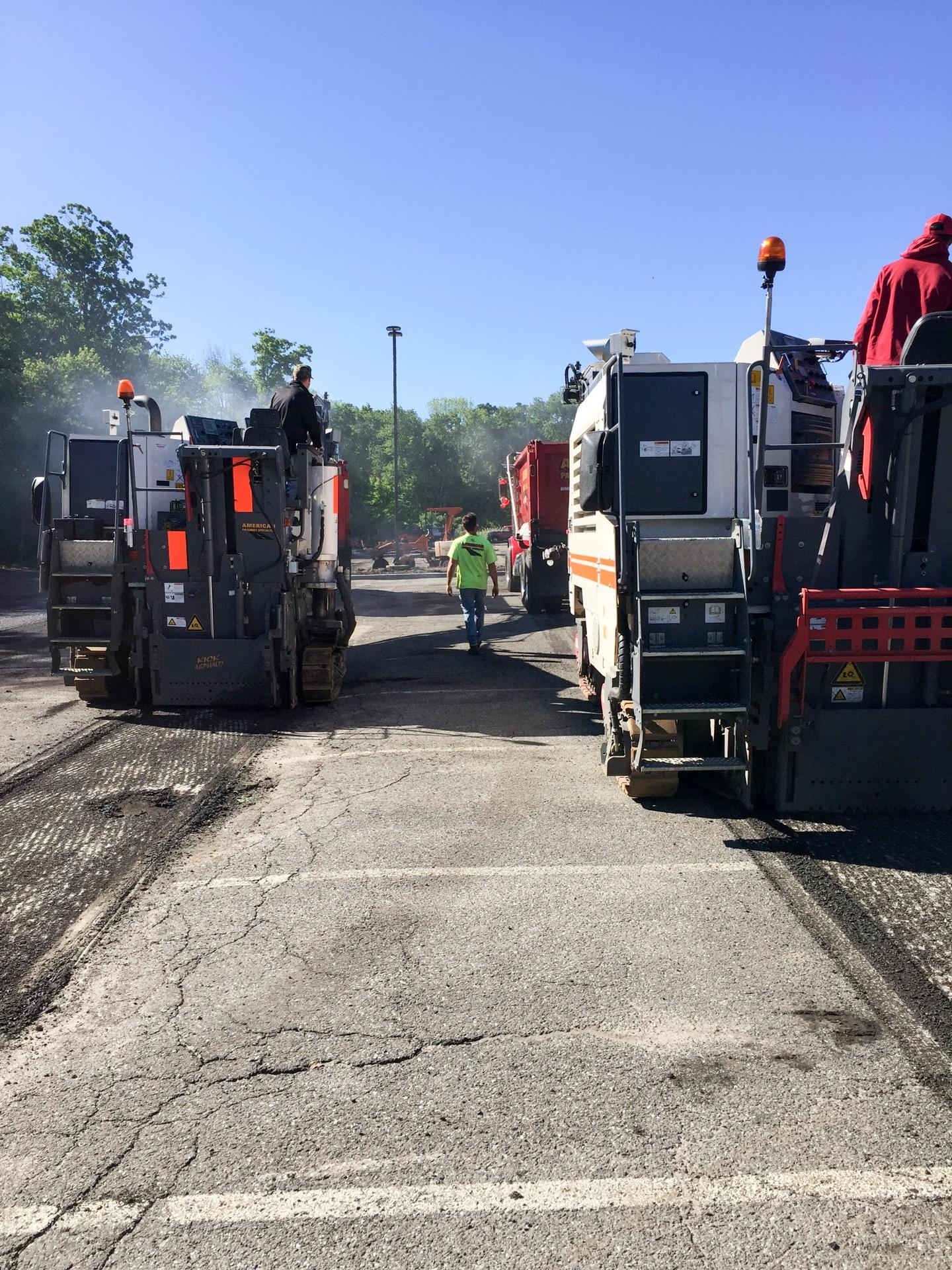 Milling Service - American Paving Specialists